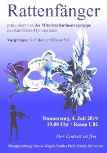 Plaktat_Theater_Rattenfänger_KEG